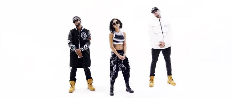 omarion jhene aiko chris brown post to be