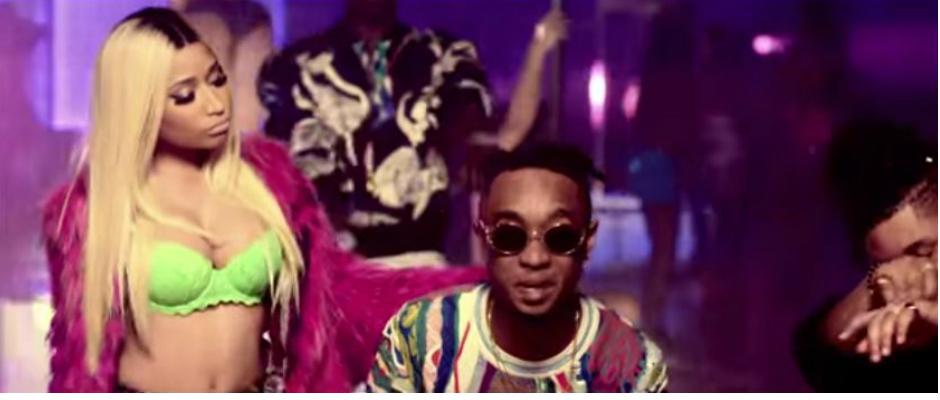 Rae Sremmurd f. Nicki Minaj Young Thug Throw Sum Mo