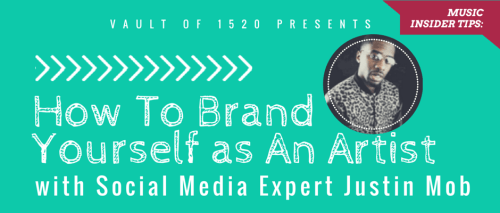 HOW TO BRAND YOURSELF AS AN ARTIST