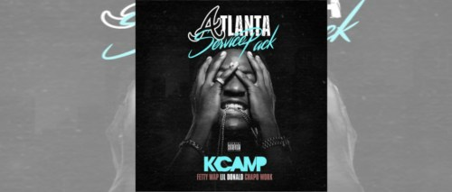 k camp atlanta service pack