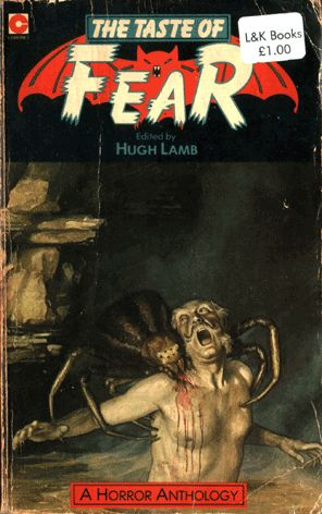Hugh Lamb Taste Of Fear