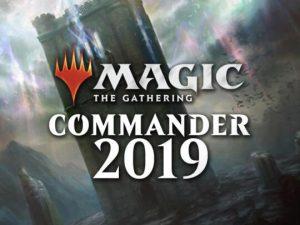 MTG-Commander 2019
