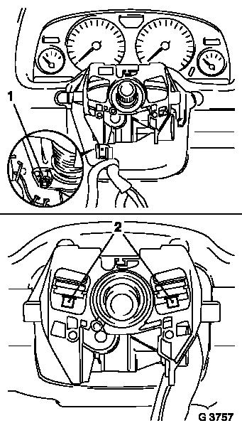 Vauxhall Workshop Manuals > Astra G > M Steering