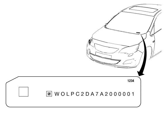 Vauxhall Workshop Manuals > Astra J > General Information