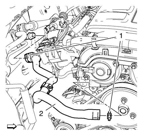 Vauxhall Workshop Manuals > Astra J > HVAC > Heating
