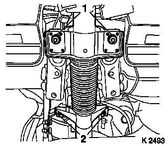 Vauxhall Workshop Manuals > Corsa C > M Steering