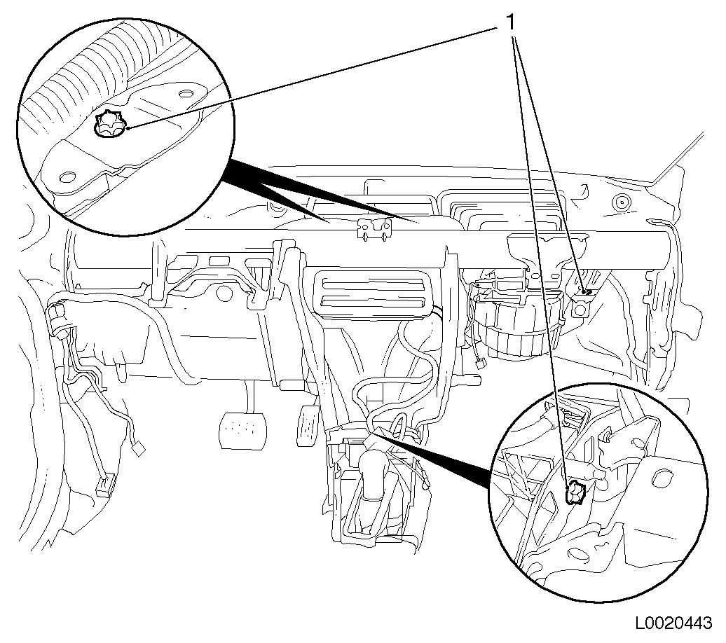 Vauxhall Workshop Manuals > Corsa D > A Maintenance, Body