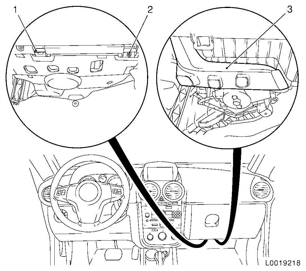 Vauxhall Workshop Manuals > Corsa D > D Heating