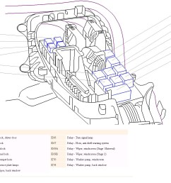 corsa c fuse box location 25 wiring diagram images [ 1383 x 1037 Pixel ]
