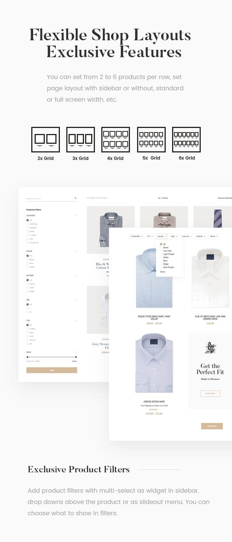 5th Avenue - WooCommerce WordPress Theme - 9