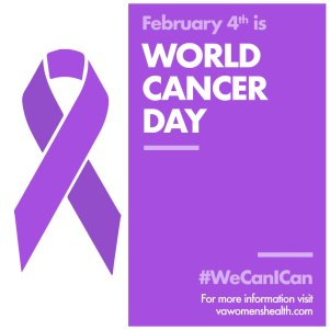 VA Women's Health recognizes World Cancer Day
