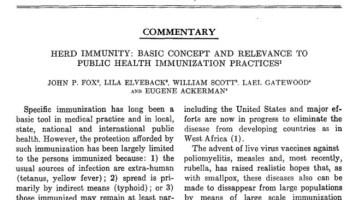 We Know Vaccines Work - VAXOPEDIA