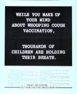 Immunization Posters and Slogans - VAXOPEDIA