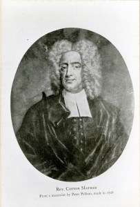 Boston Reverend Cotton Mather  actively promoted smallpox inoculation during a local epidemic.