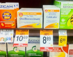 Do you think that Oscillococcinum can really treat flu symptoms?
