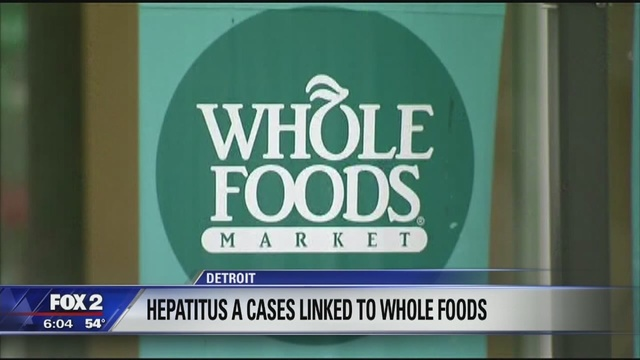 While an employee in the produce department at a Kroger in Kentucky recently exposed folks to hepatitis A, back in 2016 it was a Whole Foods in Michigan that was linked to an outbreak.
