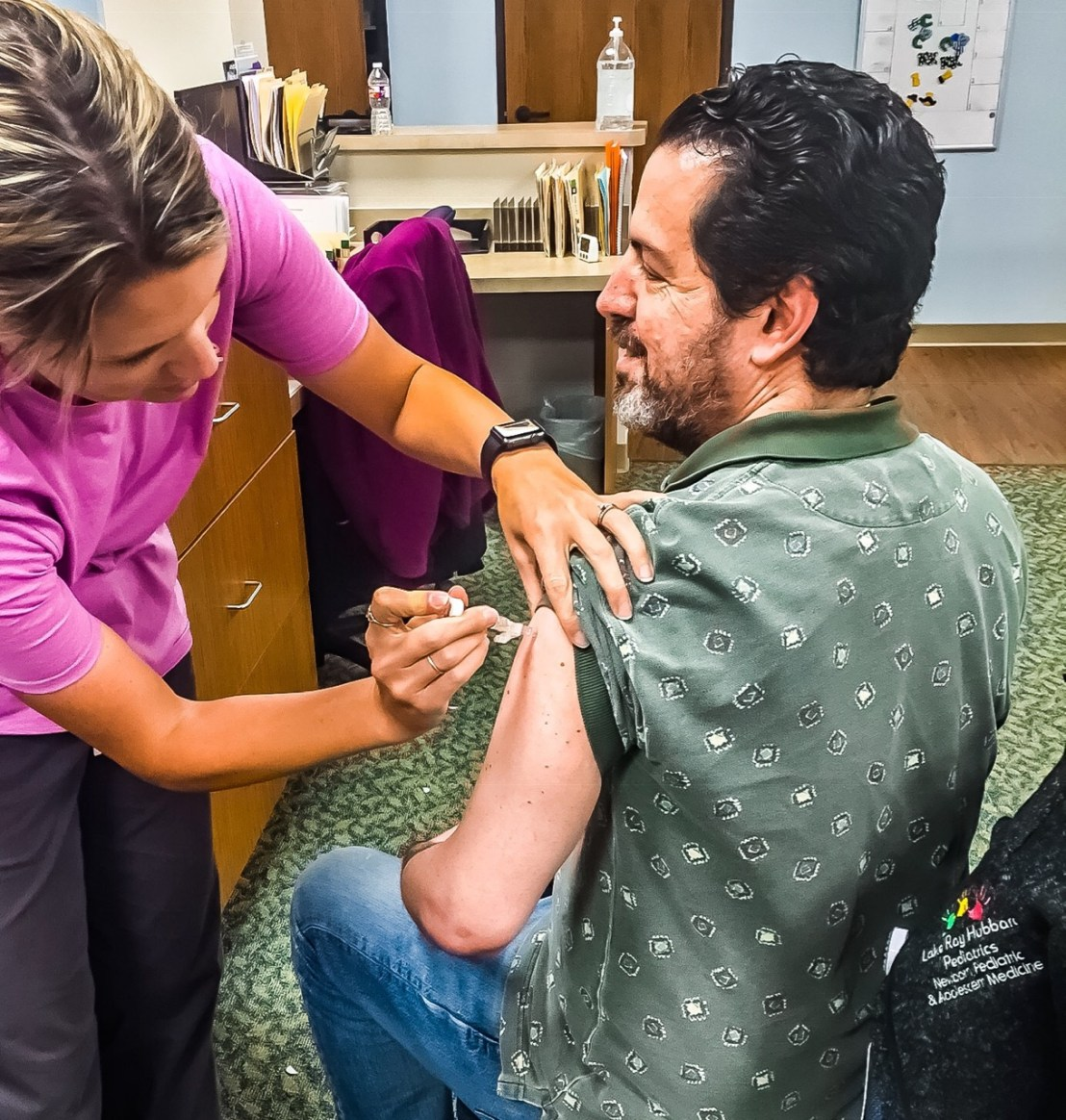 While I made sure to get my flu shot well before the start of flu season, it is not too late to get vaccinated and protected.