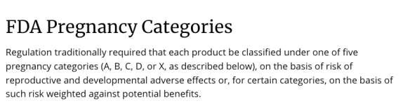 Why Is The Tdap Vaccine In Category C Vaxopedia