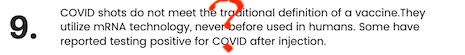 Covid-19 vaccines are vaccines...