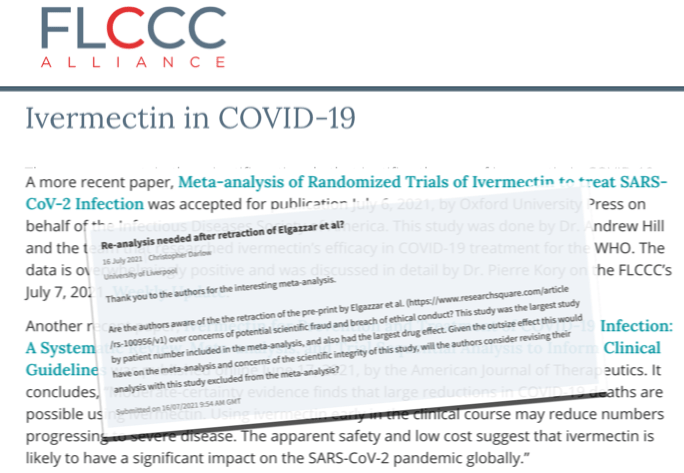 Some of the main studies people used to promote ivermectin for treating and preventing COVID have been retracted or rejected after being published for a short time.