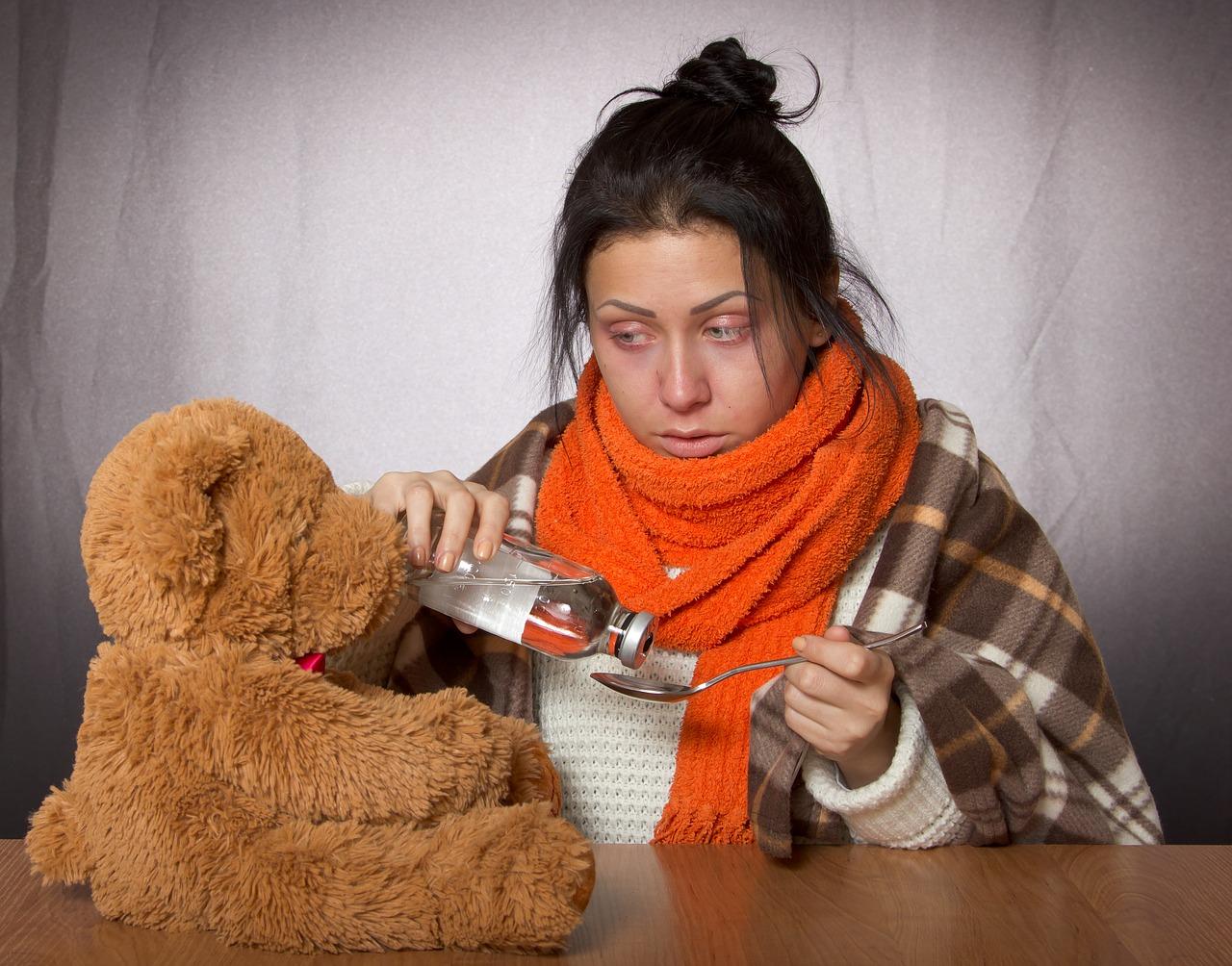New Surveys Show Less Flu Shots, Less Flu