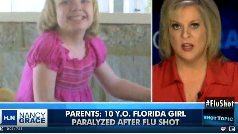 nancy grace vaccines