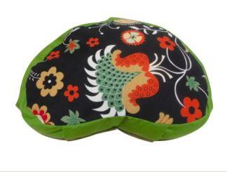 Zafús con forma de corazón, diseños exclusivos y originales