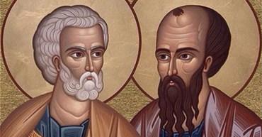 Icono San Pedro y San Pablo
