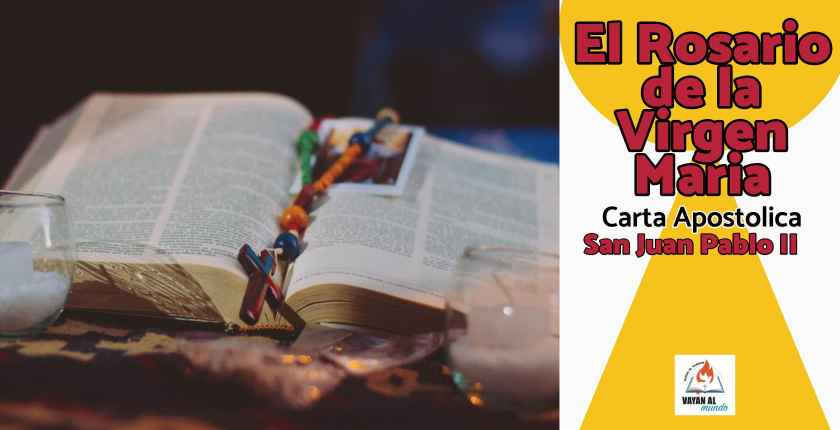 rosario de la virgen maria