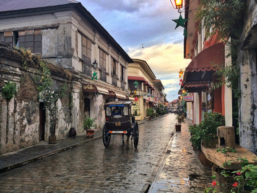 Vigan City, the Philippines vaycarious.com