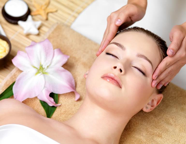 Резултат с изображение за head massage