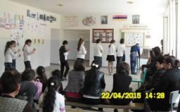 Հայոց ցեղասպանության 100-րդ տարելիցին նվիրված միջոցառում Ագարակաձորում