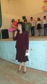 Եղեգիսի միջն. դպրոցում հնչեց ավարտական Վերջին զանգը