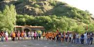 """Կայացավ """"Բազե-2015"""" համահայկական երիտասարդական հավաքի Վայոց ձորի ջոկատի ընտրական փուլը"""