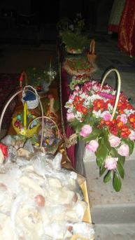 Սուրբ Հարության տոնը Վայոց Ձորիթեմում