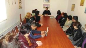Հայոց եկեղեցու պատմության ուսուցիչների հավաք Վայոց Ձորի թեմի առաջնորդարանում