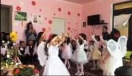 Ս. Հարության տոնը Գլաձորի մանկապարտեզում