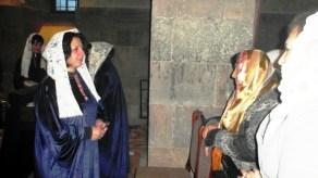 Հոգևոր երաժշտության երեկո Եղեգնաձորի առաջնորդանիստ Սբ. Աստվածածինեկեղեցում
