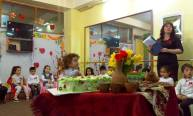 Ս. Հարության տոնը Եղեգնաձորի «Ծիածան» մանկապատանեկան ուսումնական կենտրոնում