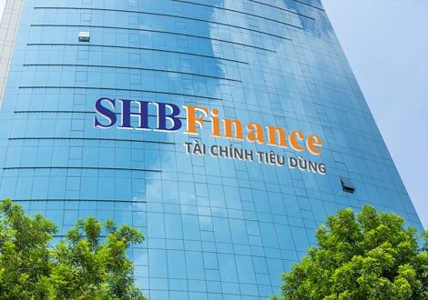 vay tiền online SHB Finance