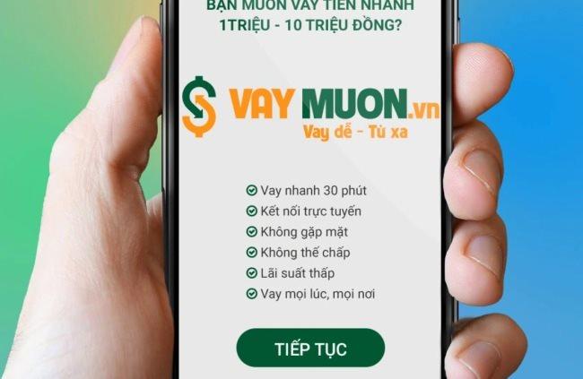 vay tiền online vaymuon