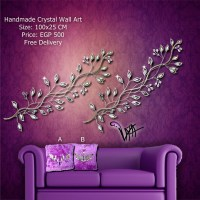 Love Wall Art With Crystals | www.imgkid.com - The Image ...