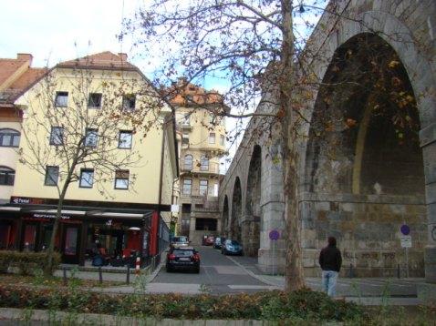 Hotel Lent by Drava river