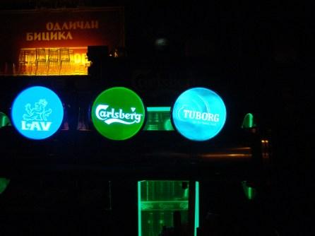 IDIOT bar