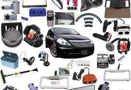 аксессуары для машины