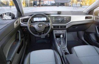 Салон VW Polo