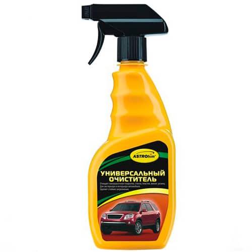 Рейтинг лучших средств для химчистки салона автомобиля: описания, свойства, отзывы и цены