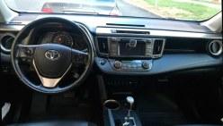 Салон Toyota RAV4 IV