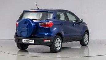 Сзади Ford Ecosport