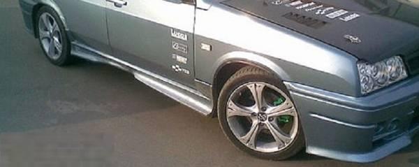 Как правильно покрасить суппорта и тормозной барабан автомобиля.